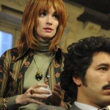 Paz Vega con Francesco Scianna nel film Vallanzasca - Gli angeli del male