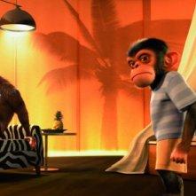 Toto e Diablo, personaggi del film Animals United