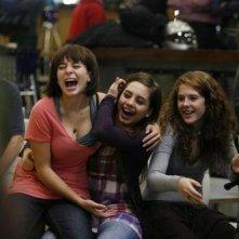 Candela Antón, Anna Castillo e Irene Trullén nel film Blog