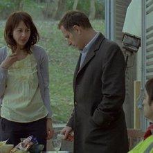 Charles Berling e Valérie Bonneton, protagonisti del film Propriété interdite