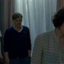 Jeanne Balibar in un'immagine del film Im Alter von Ellen