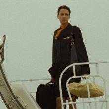 Jeanne Balibar in una scena del film Im Alter von Ellen