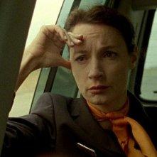 Jeanne Balibar, protagonista del film Im Alter von Ellen