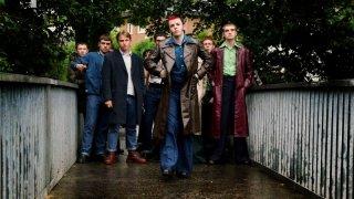 La banda di teppisti protagonista del film Neds