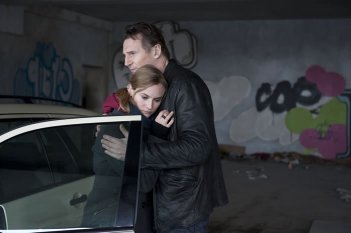 Liam Neeson con Diane Kruger in Unknown