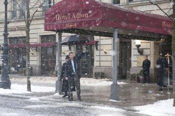 Liam Neeson in una scena di Unknown