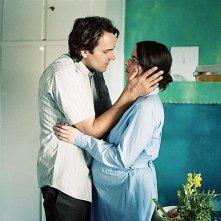 Stefan Rudolf e Annika Kuhl nel film Blessed Events