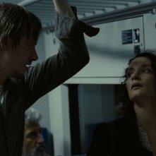 Stefan Stern e Jeanne Balibar in una scena del film Im Alter von Ellen