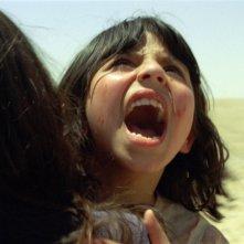 Un'immagine dolorosa tratta dal film La donna che canta