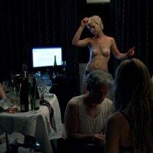 Una sequenza del film Im Alter von Ellen