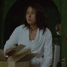 Valérie Bonneton in un'immagine del film Propriété interdite