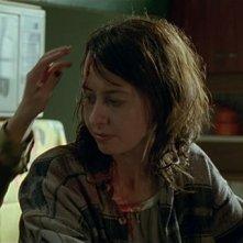 Valérie Bonneton in una scena del film Propriété interdite