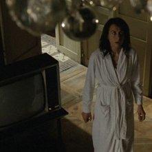 Valérie Bonneton, protagonista del film Propriété interdite