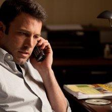 Ben Affleck in una scena del film The Company Men