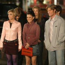 I ragazzi in una scena dell'episodio Il terzo incomodo di The O.C.
