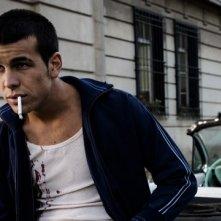 Mario Casas, protagonista del film Carne de neón