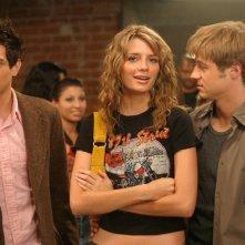 Oliver (Taylor Handley), Marissa (Mischa Barton) e Ryan (Benjamin McKenzie) ne Il terzo incomodo di The O.C.