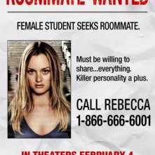 Nuovo poster per The Roommate