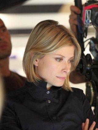 Euridice Axen è il capitano Lucia Brancato in R.I.S. Roma