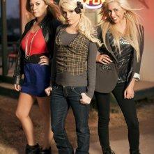 Un'immagine promo delle Girls della serie tv My Life as Liz
