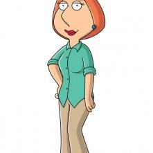 Un'immagine promo di Lois per la stagione 7 de I Griffin