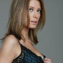 Una sensuale immagine dell'attrice italo-svedese Euridice Axen