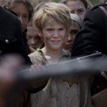Hugo Leverdez, piccolo protagonista del drammatico Vento di primavera