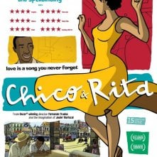 La locandina di Chico & Rita