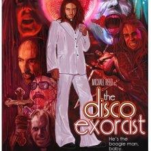 La locandina di The Disco Exorcist