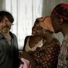 Una sequenza del film Sleeping Sickness, presentato in concorso a Berlino 2011