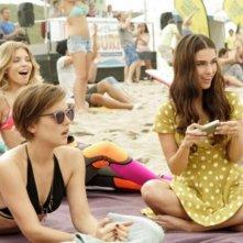 AnnaLynne McCord, Jessica Stroup e Jessica Lowndes nell'episodio Best Lei'd Plans di 90210