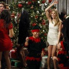 AnnaLynne McCord nell'episodio Holiday Madness di 90210