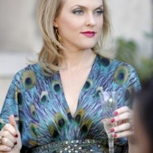 Elaine Hendrix nell'episodio Holiday Madness di 90210