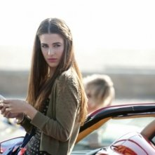 Jessica Lowndes nell'episodio Mother Dearest di 90210