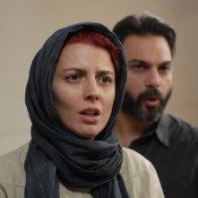 Leila Hatami e Peyman Moadi in Nader And Simin, A Separation