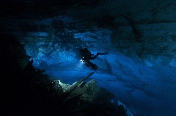 Una prima immagine del film Sanctum 3D