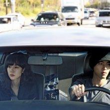 Una scena del film coreano Saranghanda, Saranghaji Anneunda, del 2010