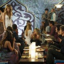 Una scena dell'episodio All About a Boy di 90210
