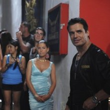 Antonio Sabato Jr nell'episodio The Maggots in the Meathead di Bones