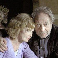 Aurore Clément e Jackie Berroyer, genitori nel film Je suis un no man's land