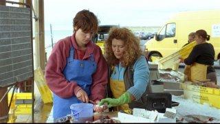 Clotilde Hesme ed Evelyne Didi nel film Angele et Tony