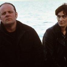 Grégory Gadebois e Clotilde Hesme, protagonisti del film Angele et Tony