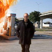 Jason Statham, serial killer del film The Mechanic