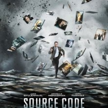 La locandina di Source Code
