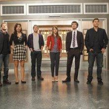 Una scena della premiere della stagione 6 di Bones