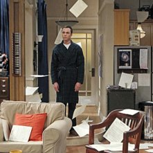 Jim Parsons nell'episodio The Boyfriend Complexity di The Big Bang Theory