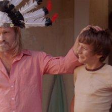 Johannes Krisch e Alexander Wychodil in una scena del film The Fatherless di Marie Kreutzer