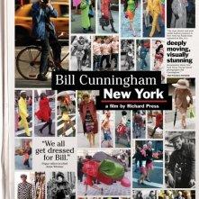 La locandina di Bill Cunningham New York