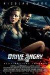 Locandina italiana di Drive Angry 3D