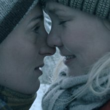 Marte Magnusdotter Solum ed Ellen Dorrit Petersen in Fjellet (The Mountain, 2010)